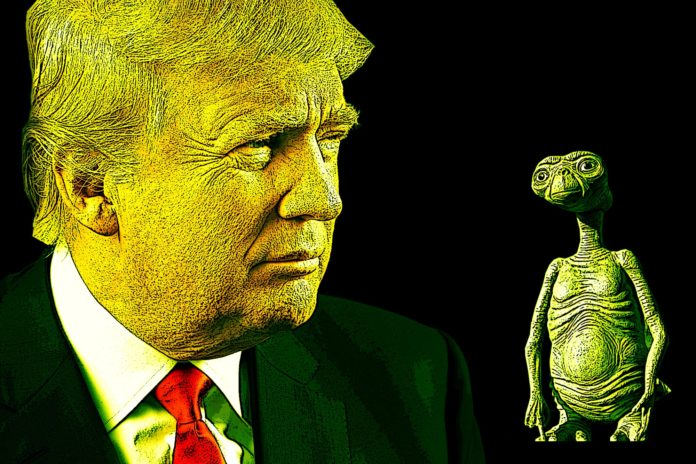 10 Theories Why Donald Trump Won't Reveal Area 51 Secrets