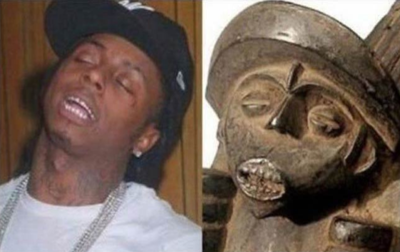 The ancient God Lil Wayne
