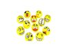 UNKE 12 Pcs Emoji Mini Stress Balls,Happy Face Emotion Squeeze Soft Hand Gift Toy