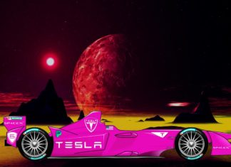 Tesla To Join F1 and Nascar with Its New Cars