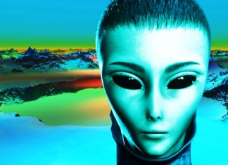 Aliens Are Found in Antarctica; NASA was Right