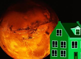 Luxury Mansions on Mars Are Beginning to Sell