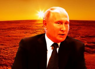 Putin Will Not Let Russia Colonize Mars