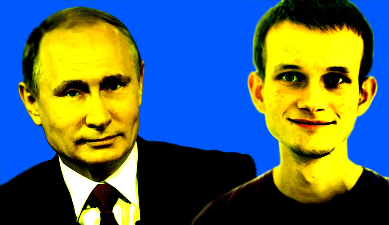 Vitalik Buterin Helped Putin Make Stablecoin for Russia; Trump Knows…