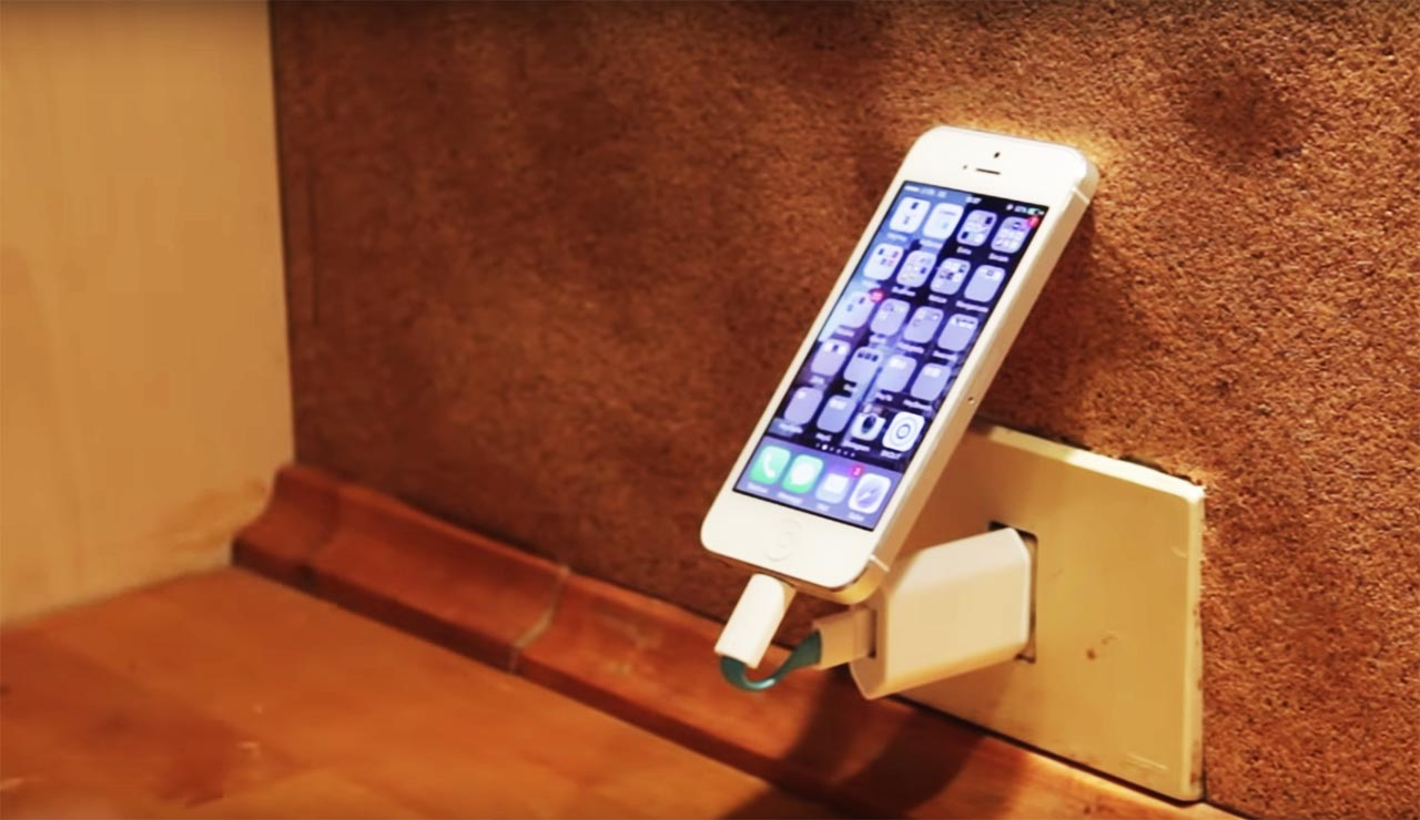 Indiegogo Invented iPhone Charger Keychain; Tim Cook Knows?