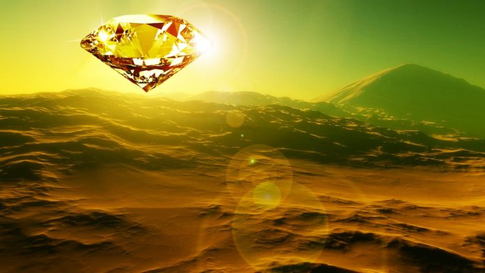 Earth-Sized Diamond Exists in Real Life, Scientists Say