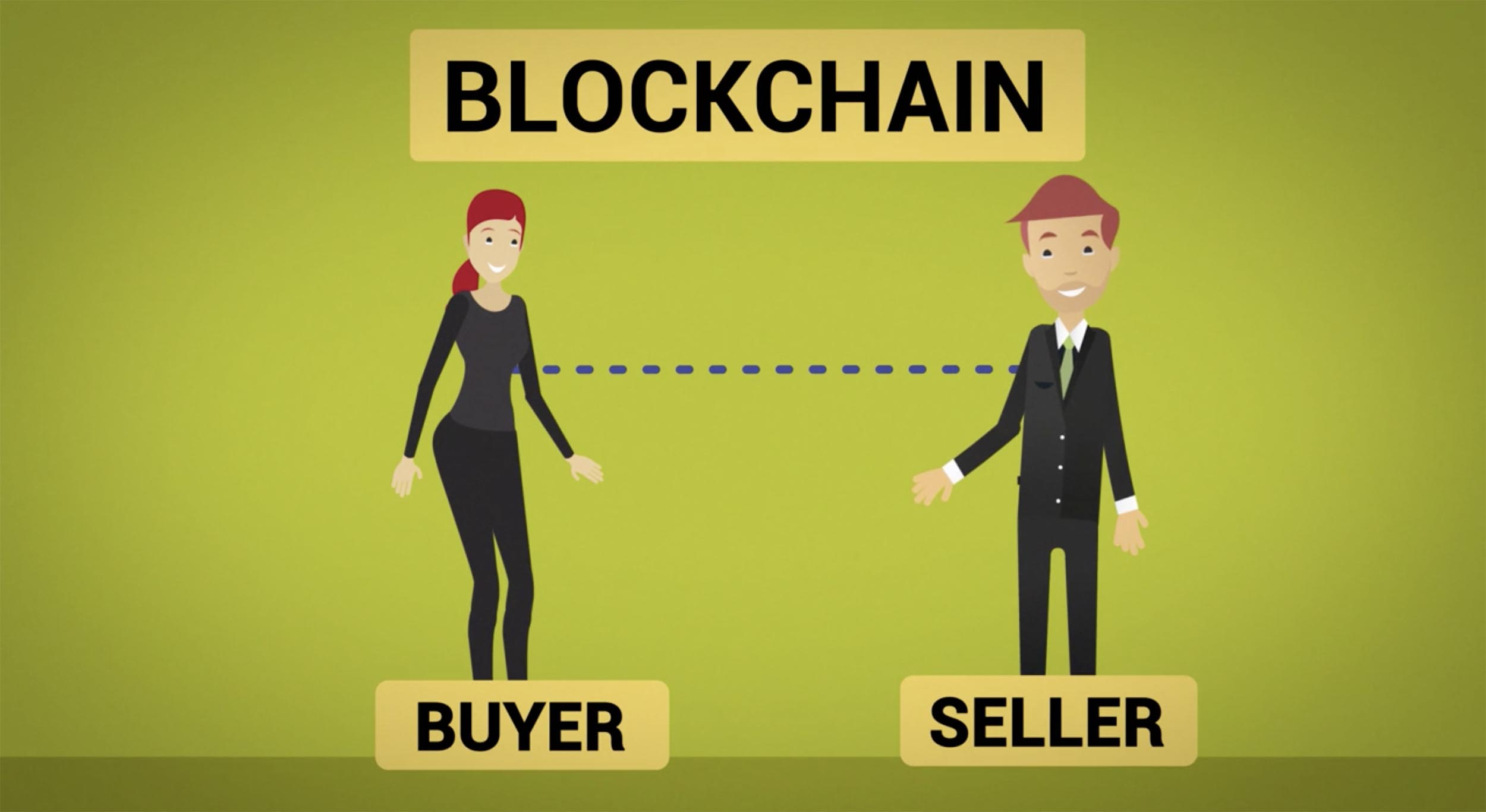 Blockchain Technology Will Be a Major Part of All Real Estate Transactions